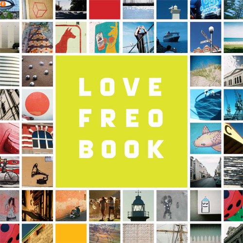 Love Freo Book