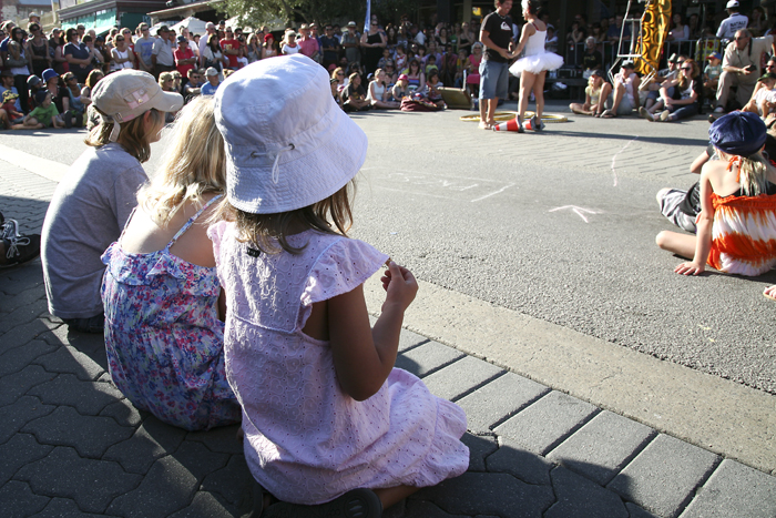2012 Fremantle Street Arts Festival