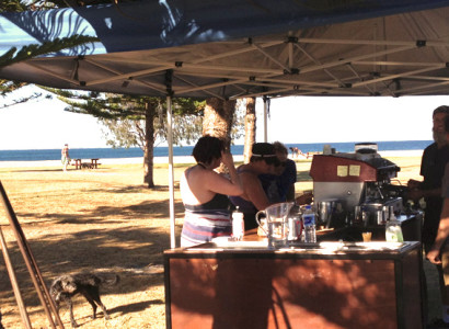 Higher Grounds Coffee at South Beach Fremantle