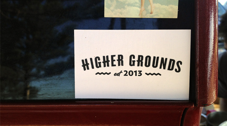 Higher Grounds Coffee South Beach Fremantle