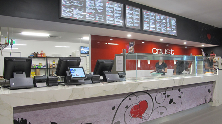 Crust Pizza comes to Freo