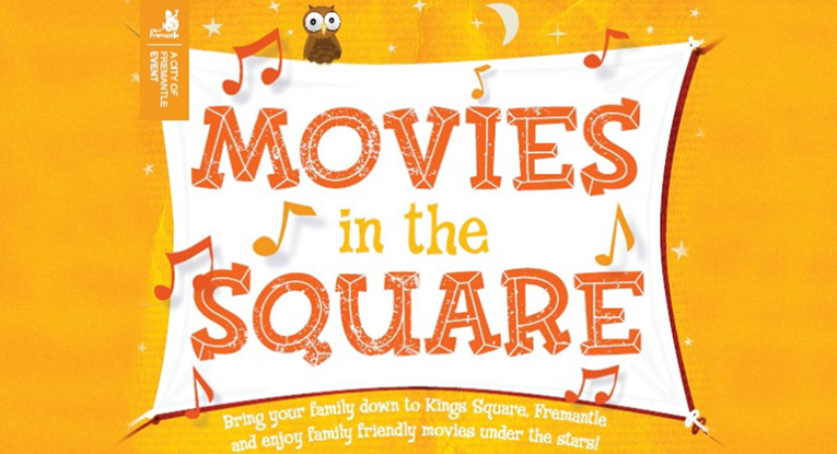 Movies in the Square